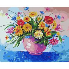 B043 Полевые цветы