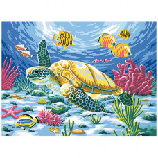 KA008 Обитатели морских глубин