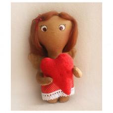 008 Набор для изготовления текстильной игрушки Ваниль