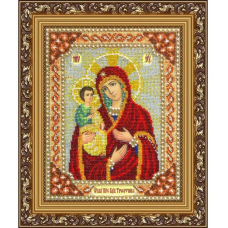 Б-1016 Пресвятая Богородица Троеручица