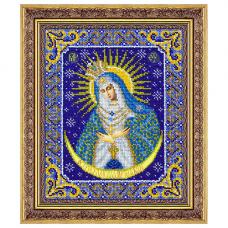 Б-1090 Преподобная Богородица Остробрамская