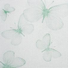 Дизайнерская канва Bestex 30*30 см (Бабочки)