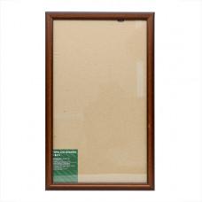J3 Рама со стеклом 22*38см (RY02(коричневый))