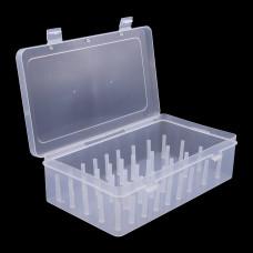 2AR080 Контейнер для хранения катушек 23,5*13,5*6,5см