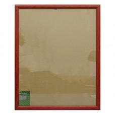 АНЗ Рама со стеклом 39,2*49,2см (38*48см) (W932311 красное дерево)