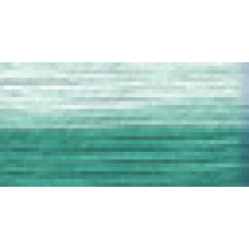 Мулине Гамма меланж цвет Р-34 бирюзовый-светло-бирюзовый