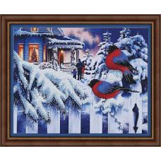 Б-013 Вестники зимы