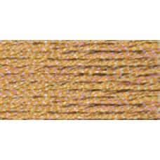 Мулине Гамма металлик М-31 золотисто-коричневый