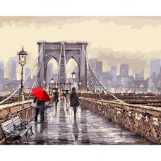 D006 Мост во время дождя