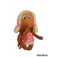 014 Набор для изготовления текстильной куклы Ваниль