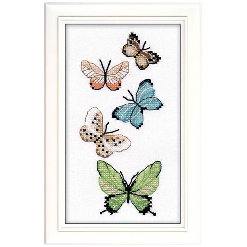 1076 Бабочки