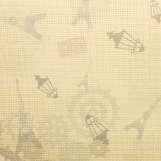 Дизайнерская канва Bestex 30x30 см - цвет 012