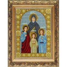 Б-1030 Св.Муч.Вера, Надежда, Любовь и мать их Софья