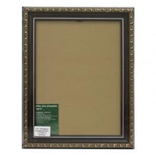BP3 Рама со стеклом 21,5*28,5 см (20*27см) (TS1121 коричневый)