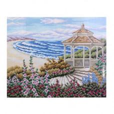 Мозаика на деревянной основе, GZ018