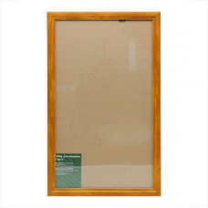 J3 Рама со стеклом 22*38см (W791311(св.коричневый))