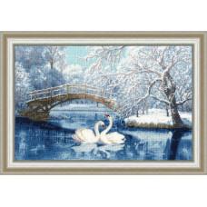 ЛП-036 Белые лебеди