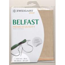 Канва Zweigart Belfast 3609, цвет 309