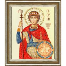 РТ-117 Икона Святого Великомученика Георгия Победоносца