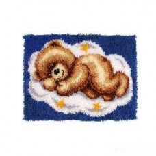 PN-0014291 Коврик Мишка на облаке