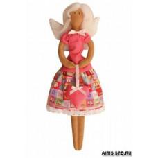 015 Набор для изготовления текстильной куклы Ваниль