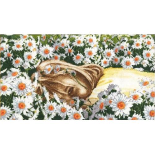 Набор для вышивания Ромашковая фея (Дети)