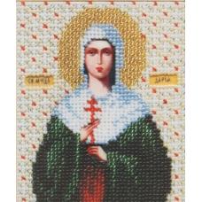 Б-1026 Икона святая мученица Дарья