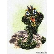 ВН1062 2013 - год змеи