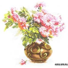 2-09 Цветущий сад. Хризантемки