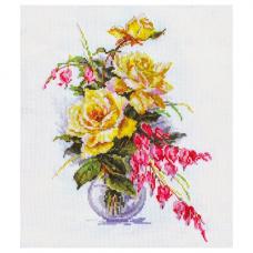 2-20 Желтые розы