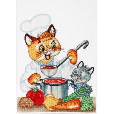 1231 Кот-кулинар