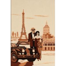 1155 Париж - город романтиков