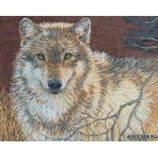 45477-BCL Набор для вышивания BUCILLA 'Серый волк' 39,5х28 см