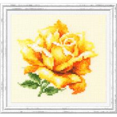 150-005 Жёлтая роза