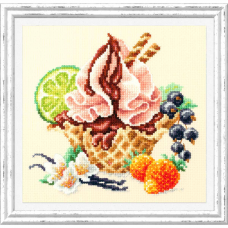 120-071 Ванильное мороженое