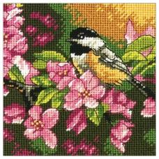 7244 Пташка в розовом