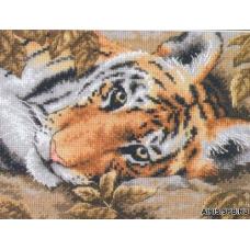 65056 Отдыхающий тигр
