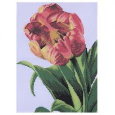 АА-025 Набор для вышивания 'Тюльпан' 30*40см