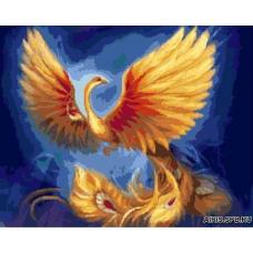 G-1405 Набор для вышивания 'Гобелен Классик' 'Феникс', 22х27,5 см