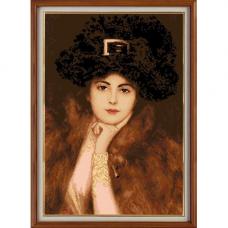 203 Портрет прекрасной леди