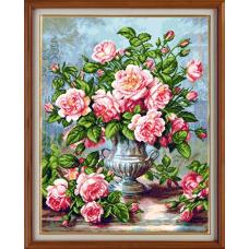 X-923 Розовые розы