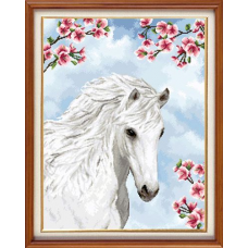1152 Прекрасная лошадь
