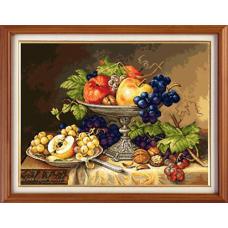 X-1007 Натюрморт с фруктами