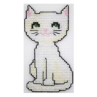 П-0014 Белый кот