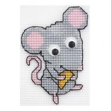 П-0021 Мышь с сыром