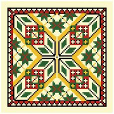 1805/Н Набор для вышивания Матренин Посад ' Мираж'41*41см