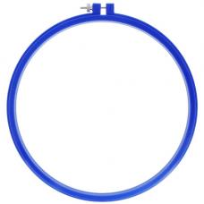 87808 Пяльцы пластиковые круглые 25 см PONY