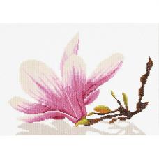 PN-0008162 Набор для вышивания LanArte 'Веточка магнолии' 30*20см