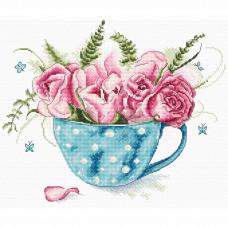 Leti916 Чашка роз
