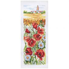 MRMK1964-4319 Набор для вышивания MARGOT 'Маки' 25*40см